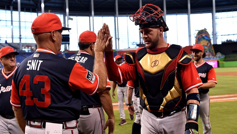 Braves GM Alex Anthopoulos: Manager Brian Snitker provides consistency