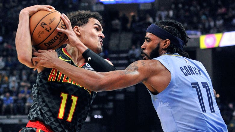 Defensive lapses plague Hawks in loss to Grizzlies