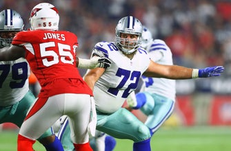 Cowboys Pro Bowl center Travis Frederick off active roster