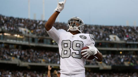 SIT: Amari Cooper, WR, Raiders: