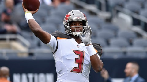 START: Jameis Winston, QB, Buccaneers