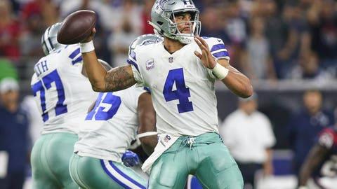 NFL: Dallas Cowboys at Houston Texans