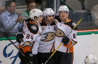 Ducks seek win in 2nd meeting with Stars Thursday night