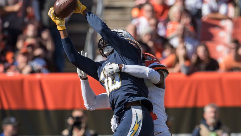 RECAP: Gordon, Rivers lead Chargers to 38-14 blowout of Browns