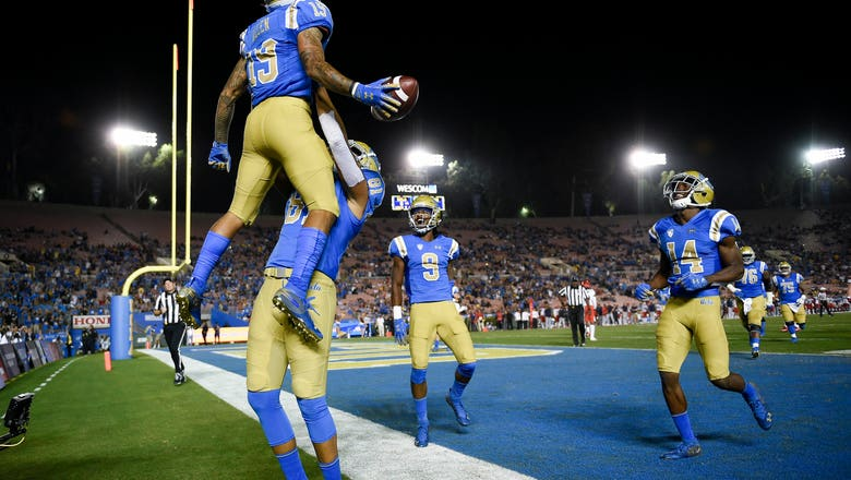 UCLA survives late scare from Arizona behind return of Wilton Speight