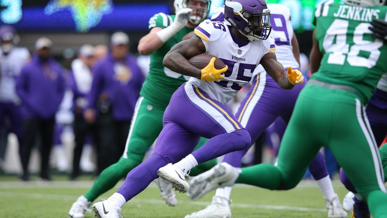 PHOTOS: Vikings at Jets