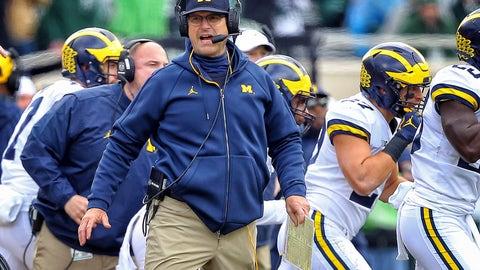 5. Michigan Wolverines