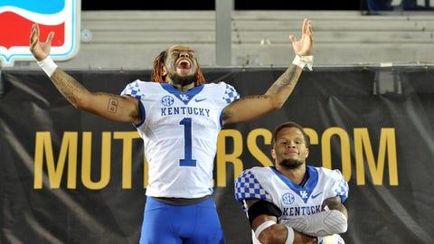 9. Kentucky Wildcats
