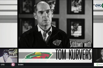 Wild assistant GM Tom Kurvers has deep roots in State of Hockey