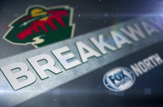 Wild Breakaway: Dubnyk stands on his head in loss
