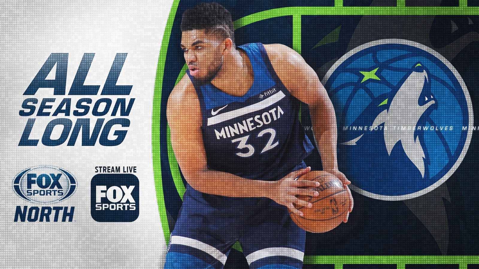 Stream Wolves games on your mobile device with the FOX Sports app