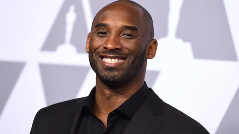 <p>               FILE - In this Feb. 5, 2018 file photo, Kobe Bryant arrives at the 90th Academy Awards Nominees Luncheon in Beverly Hills, Calif. Bryant's Granity Studios plans to release five middle grade and young adult novels in 2019 and 2020. (Photo by Jordan Strauss/Invision/AP, File)             </p>