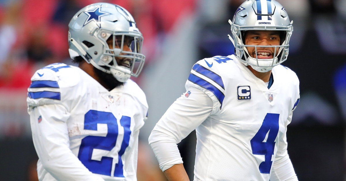Colin Cowherd believes the Cowboys have received 'several breaks' in the NFC East race