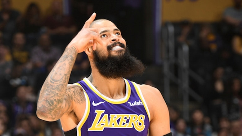 63c7670a45f Jason Terry is encouraged by the Lakers after Tyson Chandler's first game  in Los Angeles | FOX Sports
