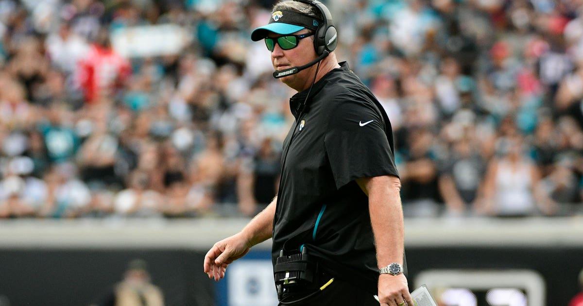 Doug Marrone Shoulders Blame For Jaguars 4 Game Skid