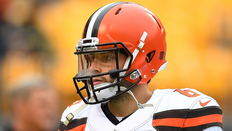 Nick Wright and Cris Carter agree the remainder of the year for Baker Mayfield is about survival