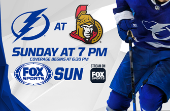 Preview: Lightning finish up 2-game road trip in Canada against Senators