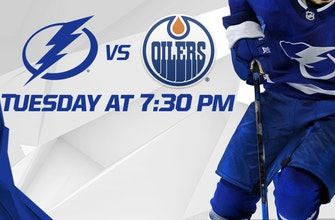 Preview: Lightning riding 2-game win streak into showdown against Connor McDavid, Oilers