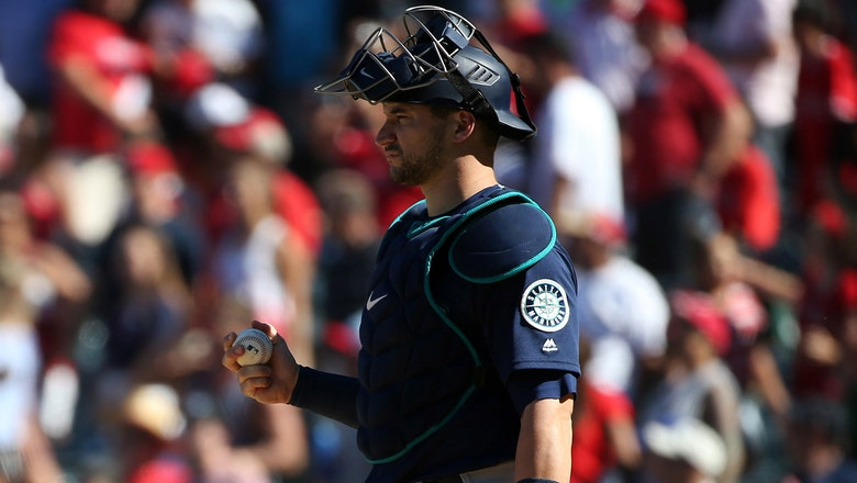 Rays acquire catcher Mike Zunino from Seattle, send Mallex Smith to Mariners in 5-player deal