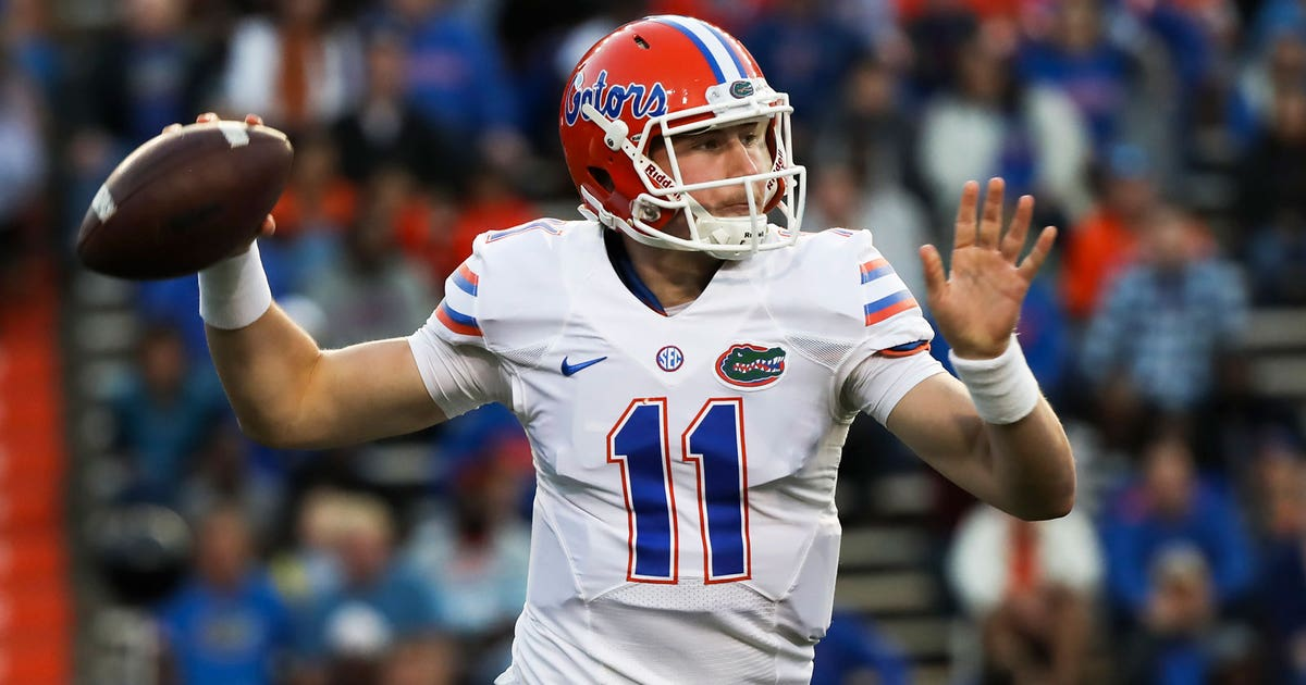 Father Says Gators Qb Kyle Trask Out For Season With