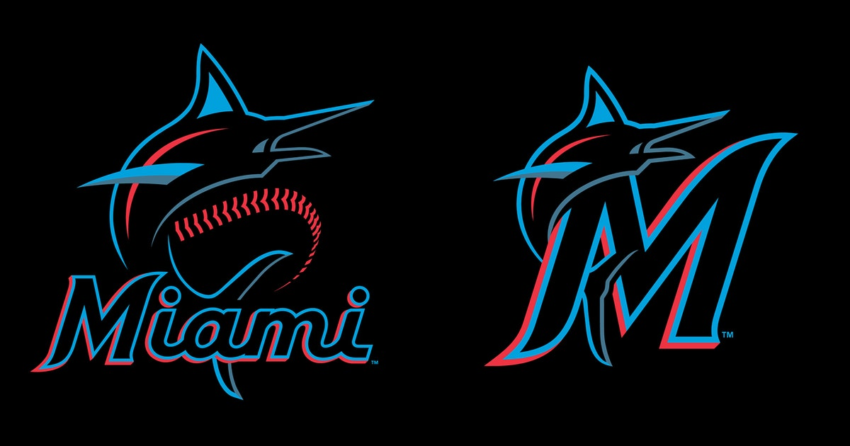 So Fresh And So Clean Marlins Reveal New Logo Colors