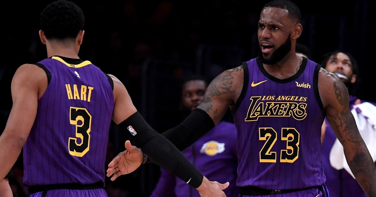 52e375a79cf  This is the best game LeBron s played all year   Nick Wright on LeBron s  performance in win against the Blazers
