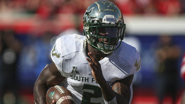 Jordan Cronkrite's solid day not enough for USF on the road against Temple