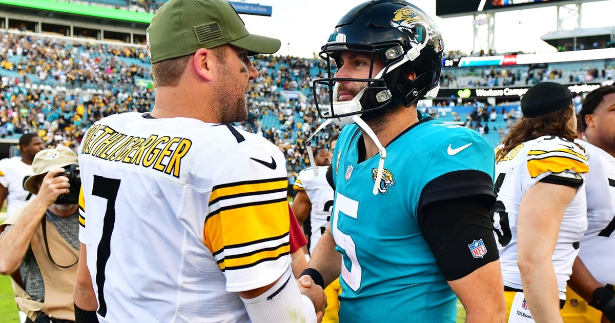Cris Carter lists 3 takeaways from Pittsburgh's win over Jacksonville