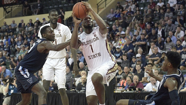 FSU drops one spot to No. 15 in latest AP basketball poll
