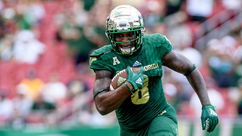 Tulane rushes past USF for 41-15 win as Bulls suffer 2nd disappointing loss of season