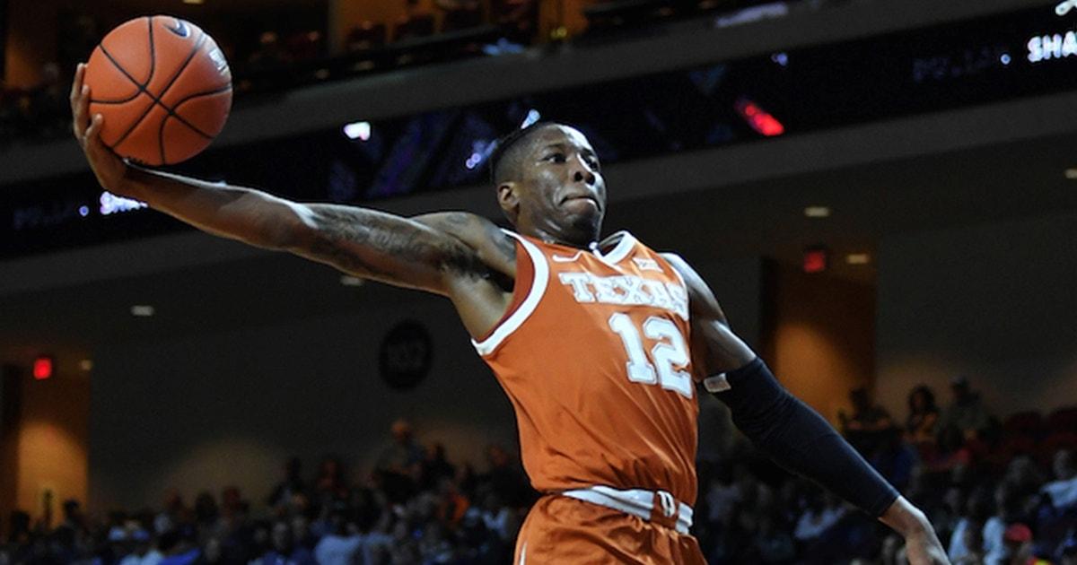 d9acffa38 Texas spoils No. 7 North Carolina s Thanksgiving handing the Tar Heels a  92-89 loss