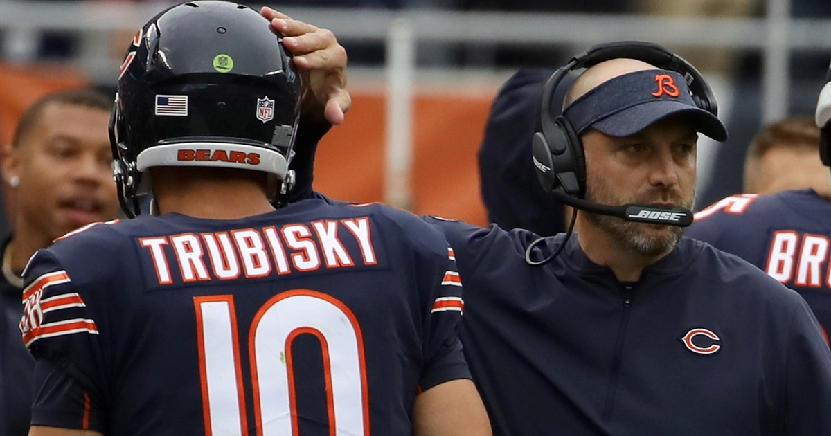 Colin Cowherd: Matt Nagy has orchestrated the Bears' offense brilliantly around a limited QB