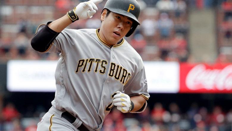 Pirates sign 3B Jung Ho Kang to 1-year deal