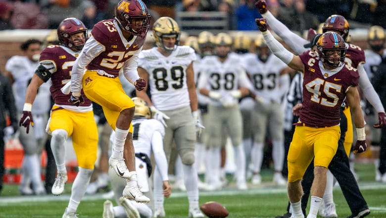 Upon Further Review: Gophers vs. Purdue