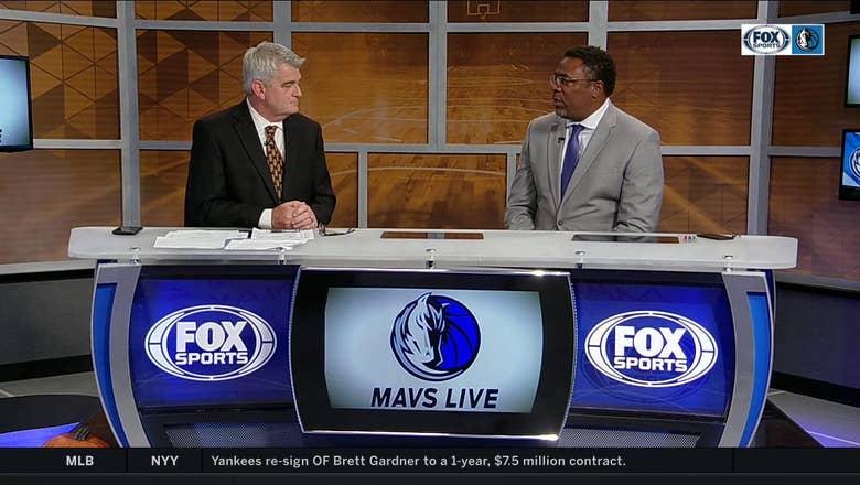 Luka Doncic gives Dallas a chance facing LA, LeBron | Mavs Live