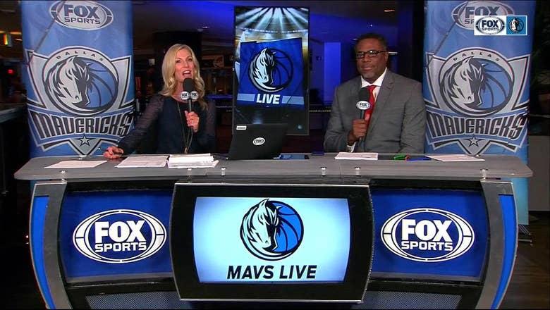 Dennis Smith Jr., Mavs Secure the win over Washington | Mavs Live
