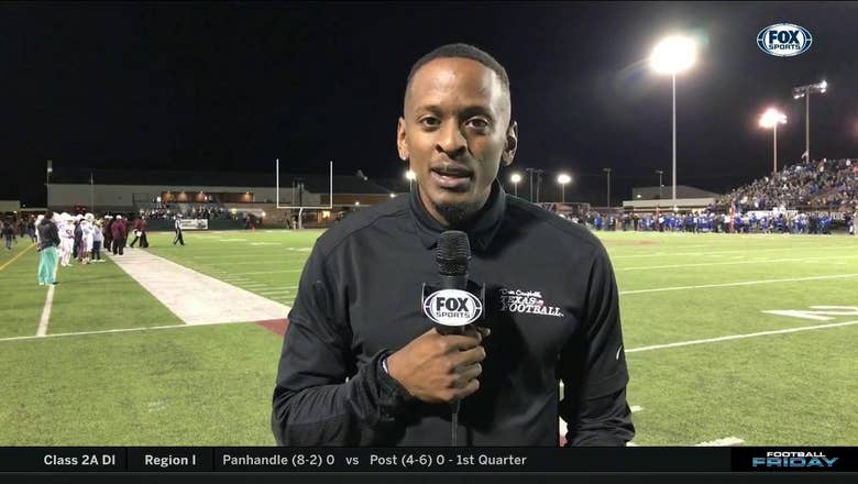 HSFB Playoffs: Midlothian vs. Red Oak with Anthony Armstrong | Football Friday
