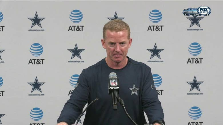 Jason Garrett on Final Two Minutes, win over Falcons | Cowboys Press Conference