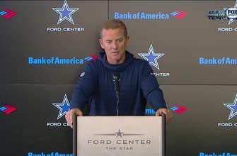 Jason Garrett on facing the New Orleans Saints Next | Cowboys Press Conference
