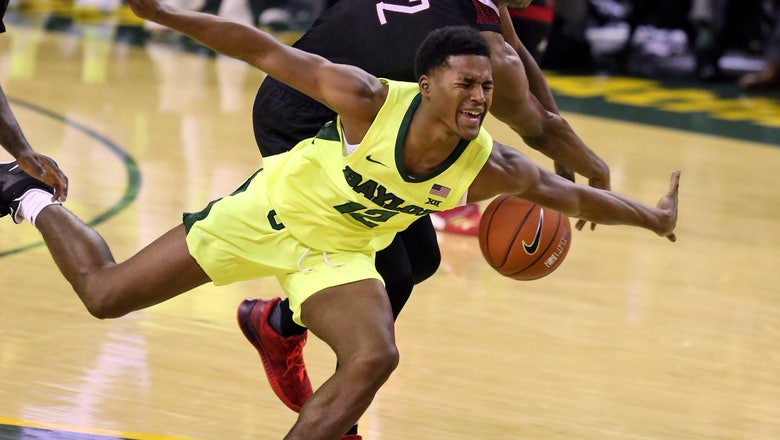Newcomers pace Baylor in 81-54 win over Nicholls State
