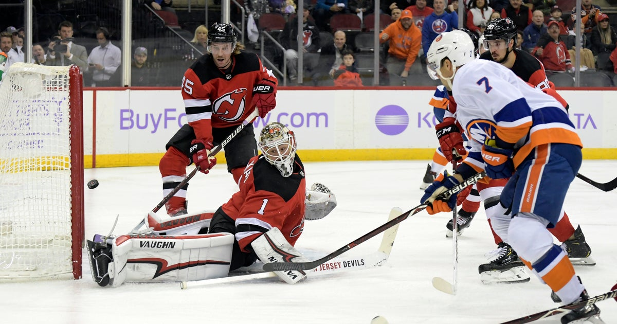 Highlight reel goal by Leddy leads Islanders over Devils  aaef663eb