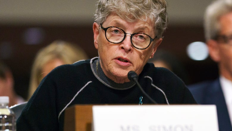 The Latest: Ex-MSU president is 5th charged in Nassar probes