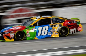 Larry McReynolds is confident Kyle Busch will be in Miami, but still has some concerns