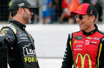 Jamie McMurray explains why the Drivers Council is good for NASCAR