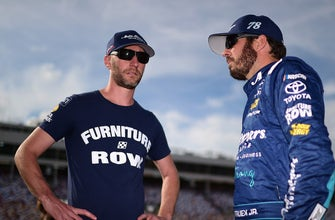 Martin Truex Jr. & Cole Pearn officially headed to Joe Gibbs Racing in 2019