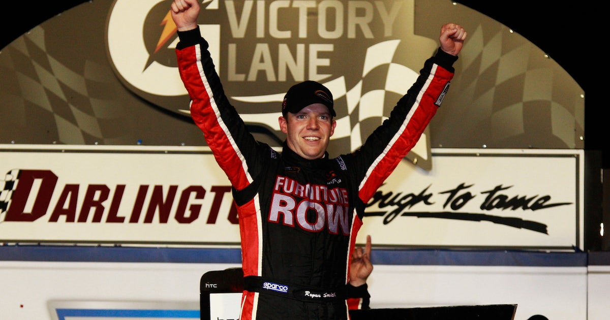 Regan Smith Says Furniture Row Racing S Closing Might Be The Biggest