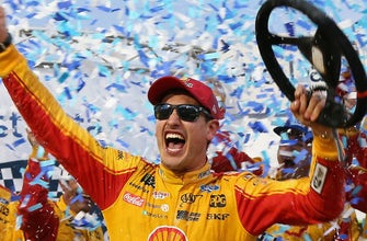 Alan Cavanna says Joey Logano winning the title would make the best story out of the Championship 4