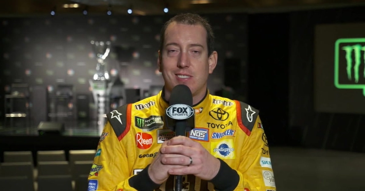 Kyle Busch speaks out before title race: There's no reason not to win when considered 'one of the best'
