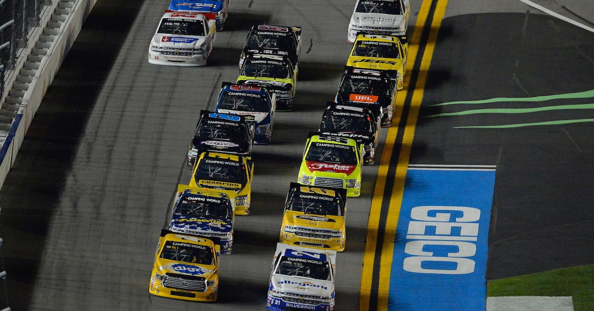 The Truck Series Championship 4 talk about each of their paths to Homestead-Miami Speedway