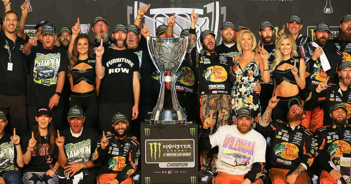 Looking back at all 18 of Furniture Row Racing's Cup Series victories